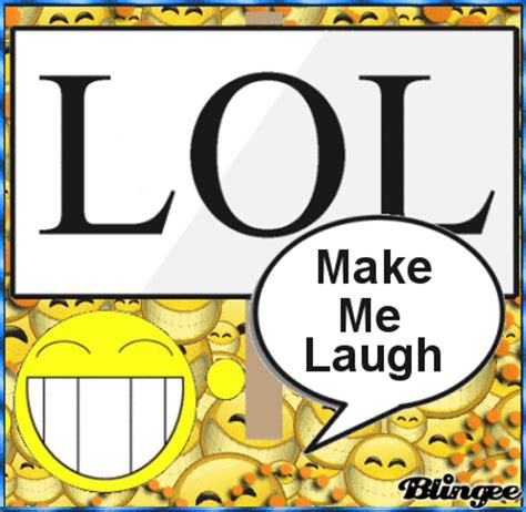 7 Things That Make Me Laugh by Make Me Laugh Challenge Picture 123766549 Blingee
