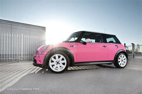 pink mini cooper pink cool beauty of cars quot minicooper quot adavenautomodified