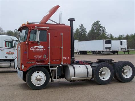 kenworth k100 kenworth k100 cabover trucks for sale used trucks on