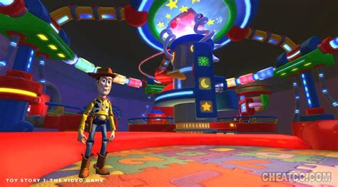 toy story   video game review  playstation  ps