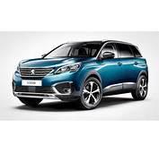 El Nuevo Peugeot 5008 Se Presentar&225 En Sal&243n De Par&237s 2016