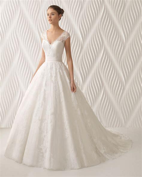 Brautkleider Y by Amatista Hochzeit 2018 Rosa Clar 225 Kollektion