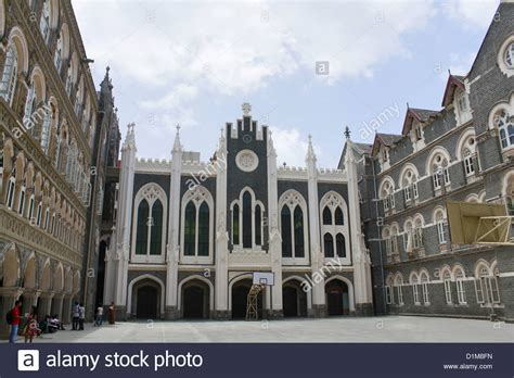 St Xaviers Mba by St Xaviers College Indo Style Of Architecture