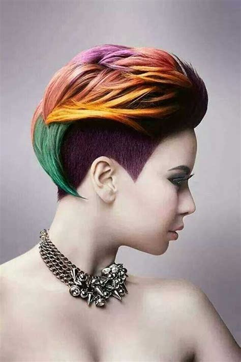 hairstyles and color short 20 short hair color trends 2015 the best short