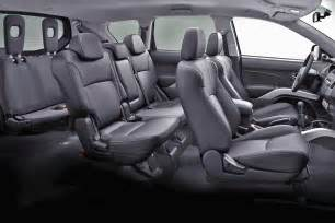 Mitsubishi Outlander Inside Foto Mitsubishi Outlander Interior Vehiculo Imagen Coches