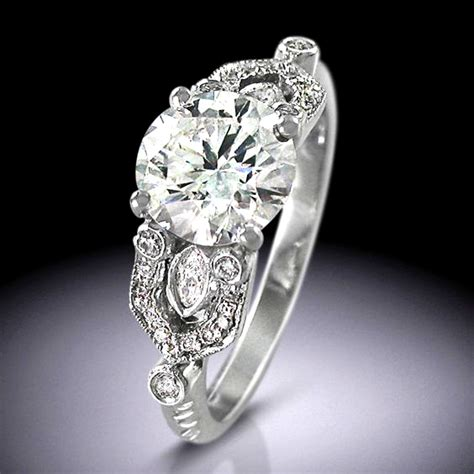 deco style engagement ring simon wright s vintage deco inspired masterpiece f l designer guides