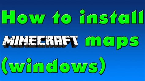 how to download minecraft for free on windows pc full minecraft how to install minecraft maps windows hd