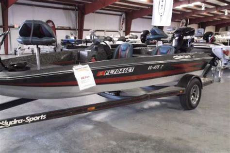hydra sport bass boats for sale hydra sports bass boats for sale