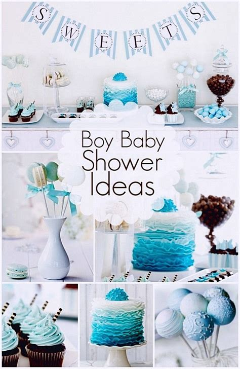 Boy Themed Baby Shower Ideas by 17 Best Ideas About Boy Baby Shower Themes On