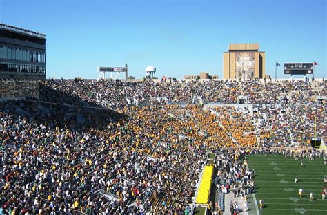 notre dame student section solid rock church pastor dies at 69 of quot touchdown jesus