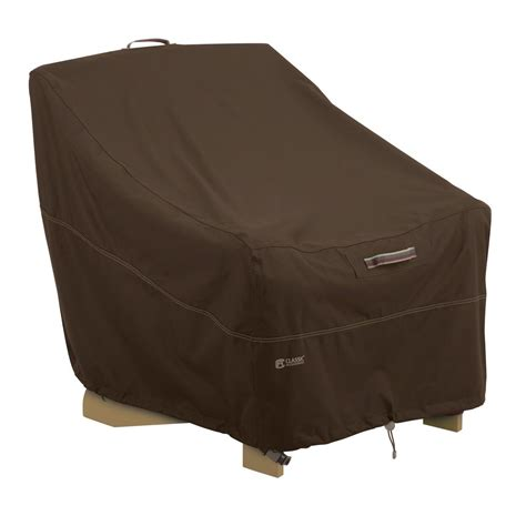 classic accessories madrona rainproof adirondack chair