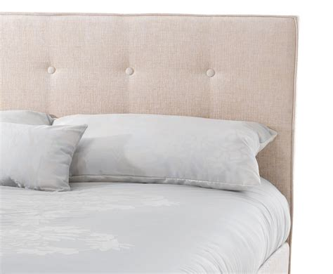cream upholstered bed charlee cream upholstered bed frances hunt