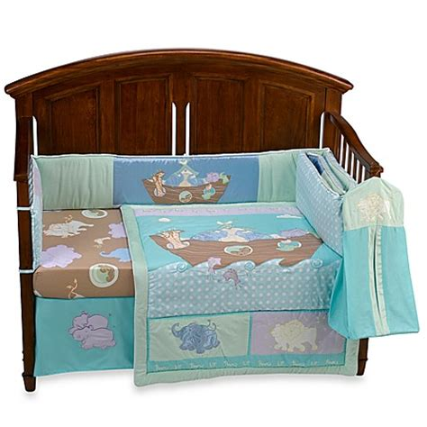 noah s ark baby bedding noah s ark 6 piece crib bedding set by jessica breedlove