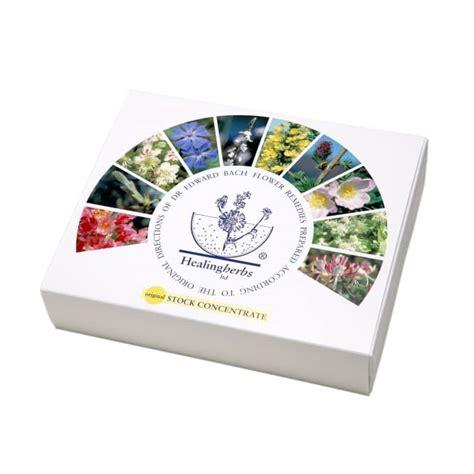 kit fiori di bach kit fiori di bach healing herbs stile olistico benessere