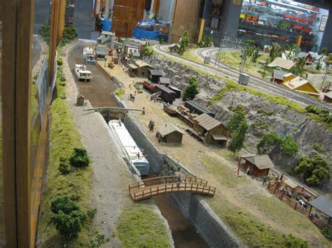 mdl layout medina railroad museum ho scale model train layout erie