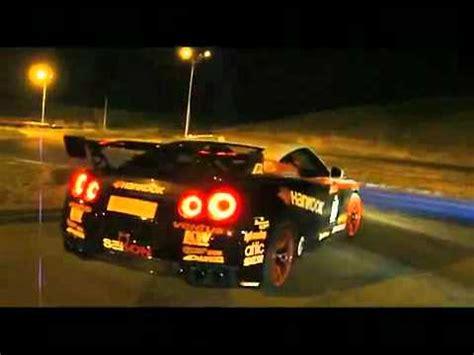 nissan skyline r35 gtr drifting formula d car youtube