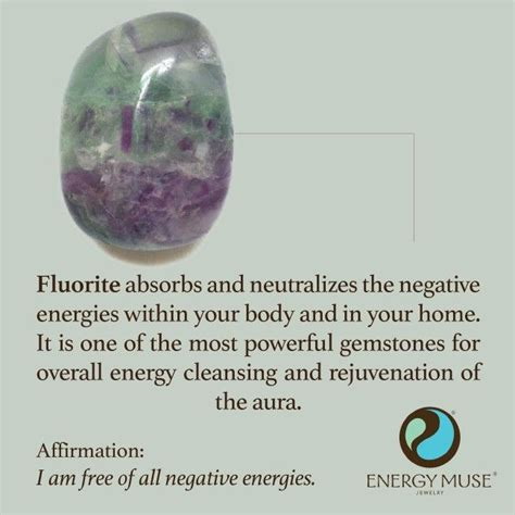 All Negative Energy Detox by Fluorite