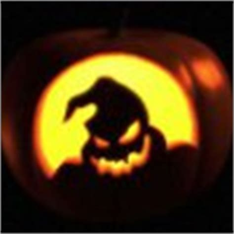 Oogie Boogie Pumpkin Outline by 19 Pumpkin Carving Patterns Free To Use This Allfreeholidaycrafts