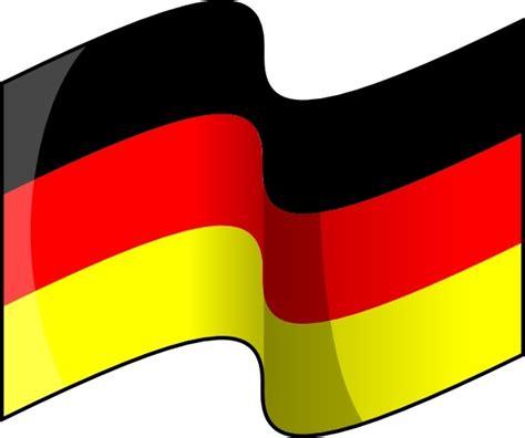 free german waving german flag clip free vector in open office