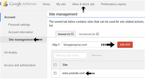 adsense youtube url display adsense ads approve from youtube on blog site