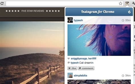 chrome web store instagram l extension instagram pour chrome googland