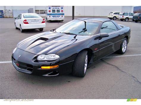 2002 chevrolet camaro z28 2002 chevrolet camaro z28 coupe in onyx black 152143
