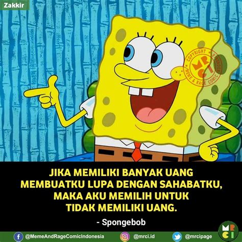 kata bijak gambar spongebob urlcoid