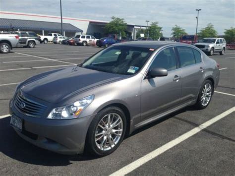 car service manuals pdf 2007 infiniti g transmission control buy used 2007 infiniti g35 s sport sedan manual transmission excellent condition in