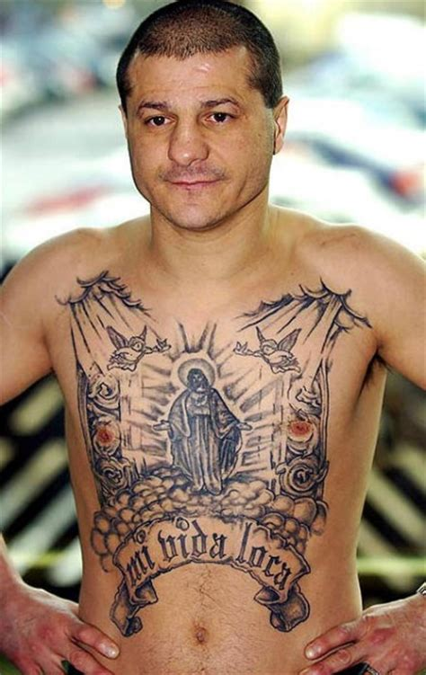 boxing s seven worst tattoos including mike tyson s face