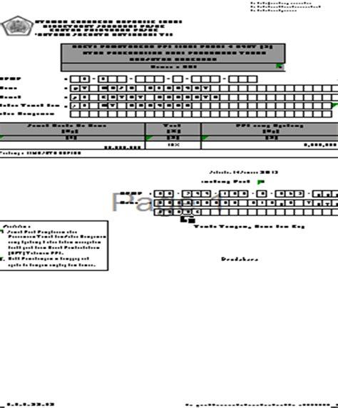 pph pasal 4 download form pph pasal 4 ayat 2 download espt pph contoh penghitungan pemotongan pemungutan pph pasal 4 2