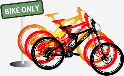 cdr bike bike parking line corel draw tutorial and free vectors