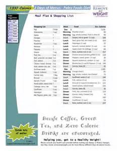 1200 calorie menu plan different printable 1200 calorie paleo diet