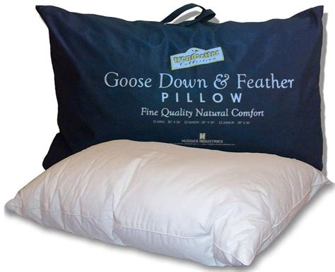 wamsutta 174 collection side sleeper white goose down pillow goose down pillows