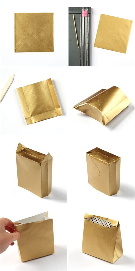 How To Make Paper Goody Bags - 1000 images about boxes boxes boxes on
