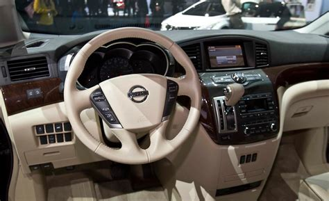 Nissan Quest Interior by Car And Driver