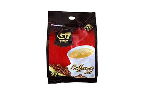 G7 Coffeemix 3in1 coffee l v food supply