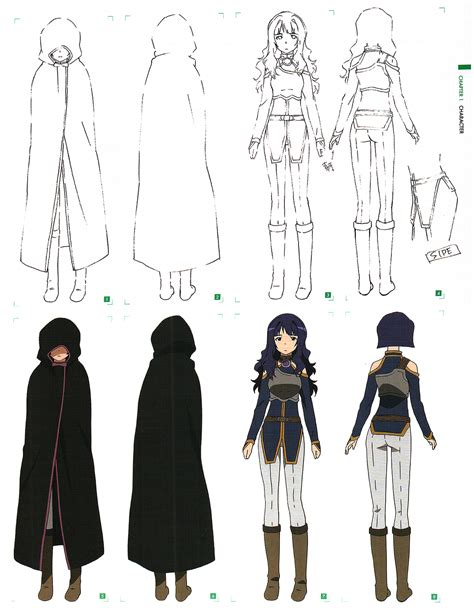 design artwork online image sao designworks yolko scan2 png sword art online