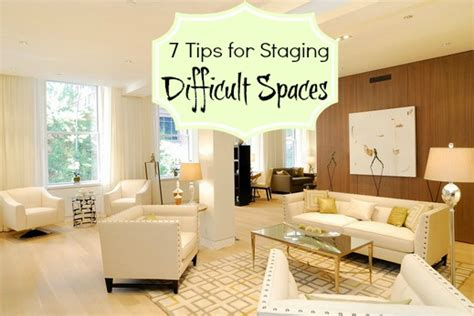 7 staging tips for tough spaces home staging expert in nyc