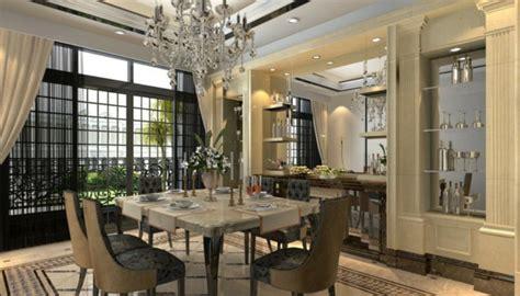 buffets für den speisesaal dekor ideen esszimmer
