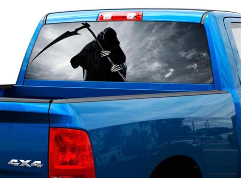 Window Decals For Trucks by Rear Window Decals For Pickup Trucks Car Decals Truck