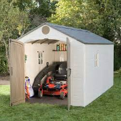 lifetime brighton 8 ft x 15 ft storage shed