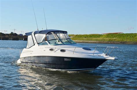 boat brokers sydney 2002 mustang 2800 sports cruiser sydney boat brokers
