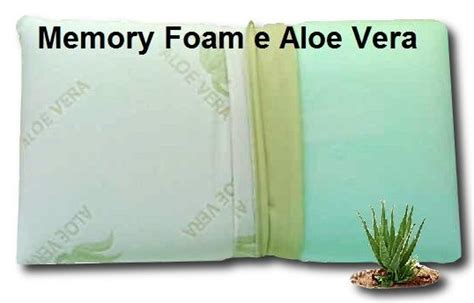 cuscino in memory foam cuscini