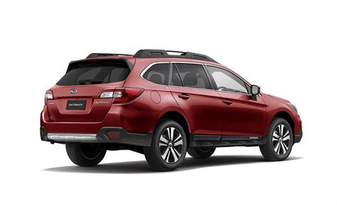 Subaru Outback Pricing by 2018 Subaru Outback Arrives In Sa With Pricing Leisure