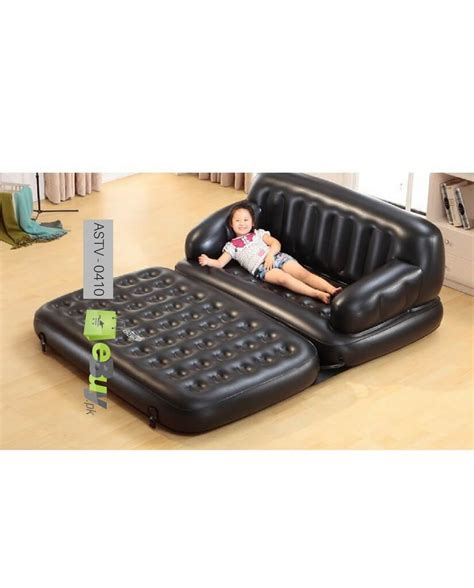 Sofa Come Bed Price In Pakistan by Buy 5 In 1 Sofa Come Bed With Free Air In Pakistan