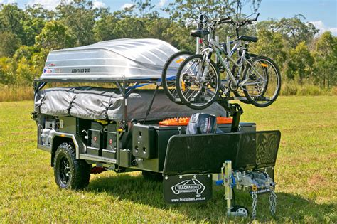 Trailer Top Bike Rack by Isi Advanced Bicycle Carrier And Bike Rack Systems