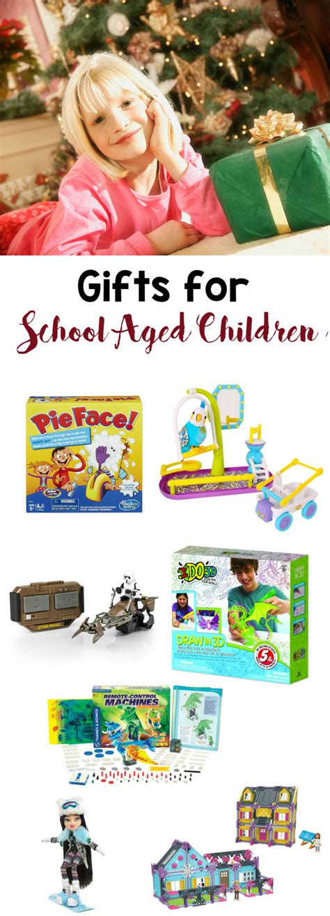 holiday gift guide 2015 gifts for school aged children
