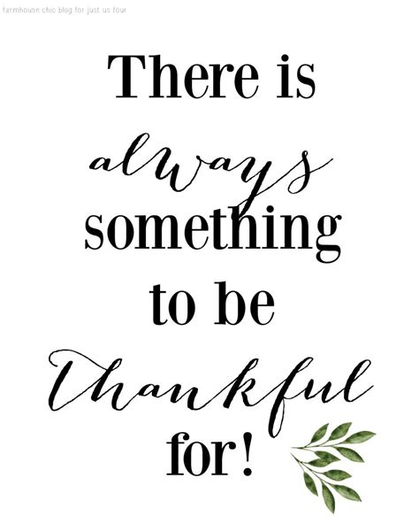 printable thankful quotes thankful thanksgiving printable