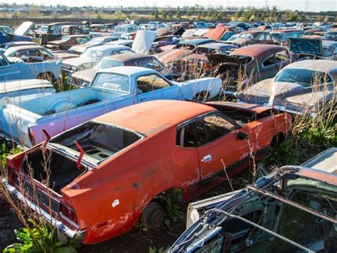 Mustang Auto Wrecking Yards by Ford Wrecking Yard Sacramento