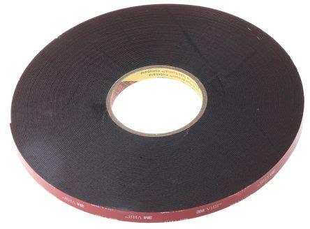 Doube 3m 12mm X45 Vhb 5952 12mm X 33m 3m 5952 Black Acrylic Foam